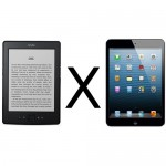 Kindle X iPad