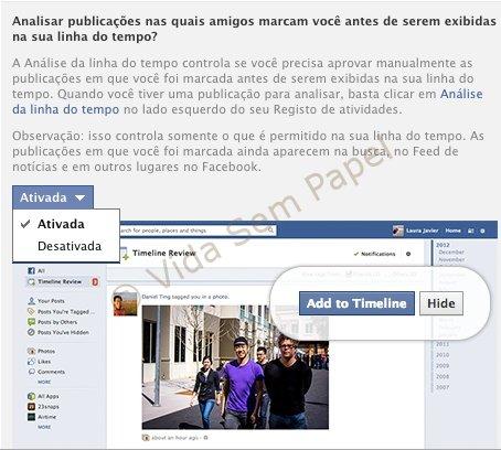 Facebook - Linha do Tempo 05