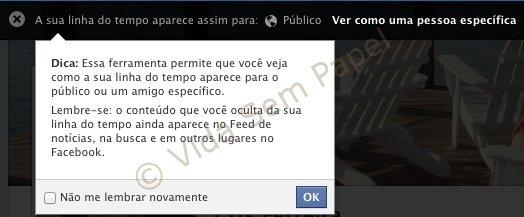 Facebook - Linha do Tempo 07