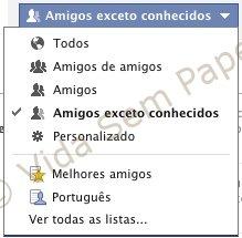 Facebook - Linha do Tempo 09