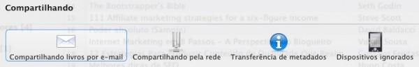 Email Kindle via Calibre - configuração 01