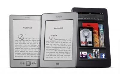 Comparativo entre os e-readers Kindle, Kobo e Lev (atualizado em 09/02/2016)