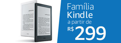 Família Kindle na Amazon